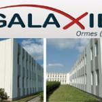 Le Galaxie à Ormes, Immeuble de bureaux divisibles à proximité d'Orléans