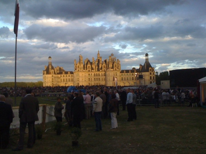 game-fair-2011-arthur-loyd-chateau-chambord
