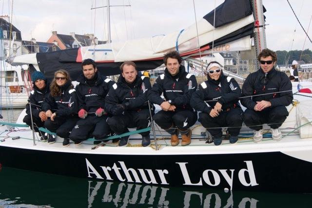 arthur-loyd-euromed-sailing-2011-equipage