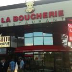 La Boucherie a ouvert ses portes à Olivet hier soir
