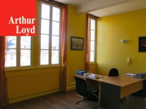 Bureaux à louer en centre ville d'Orléans