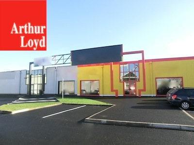 Opportunit rare local commercial louer saran - Centre commercial porte d orleans ...