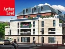 Arthur Loyd Orleans local commercial commerce achat vente Olivet immobilier entreprise