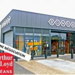 Arthur Loyd Orléans trouve un local commercial pour Bonobo Jeans !
