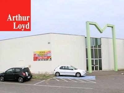arthur loyd vous propose un local commercial a louer a orleans