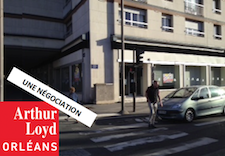 decouvrez la location d un local commercial a orleans proposee par arthur loyd